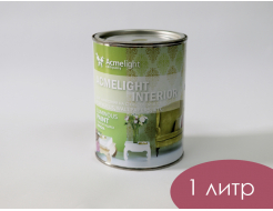 Краска люминесцентная AcmeLight для интерьера голубая - изображение 4 - интернет-магазин tricolor.com.ua