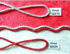 Декоративный шнур Limil № 10 серебристый - изображение 2 - интернет-магазин tricolor.com.ua