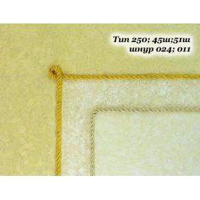 Декоративный шнур Limil № 11 светло-золотой - изображение 4 - интернет-магазин tricolor.com.ua