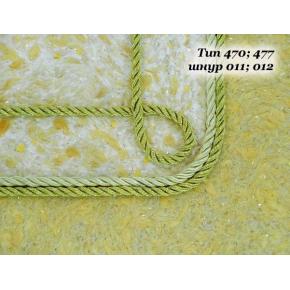 Декоративный шнур Limil № 11 светло-золотой - изображение 2 - интернет-магазин tricolor.com.ua