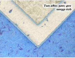 Декоративный шнур Limil № 16 голубой - изображение 3 - интернет-магазин tricolor.com.ua