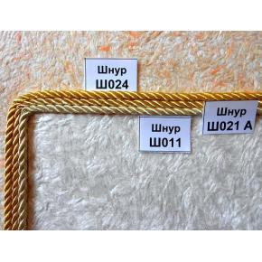 Декоративный шнур Limil № 21 золотой - изображение 3 - интернет-магазин tricolor.com.ua