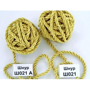 Декоративный шнур Limil № 21 золотой