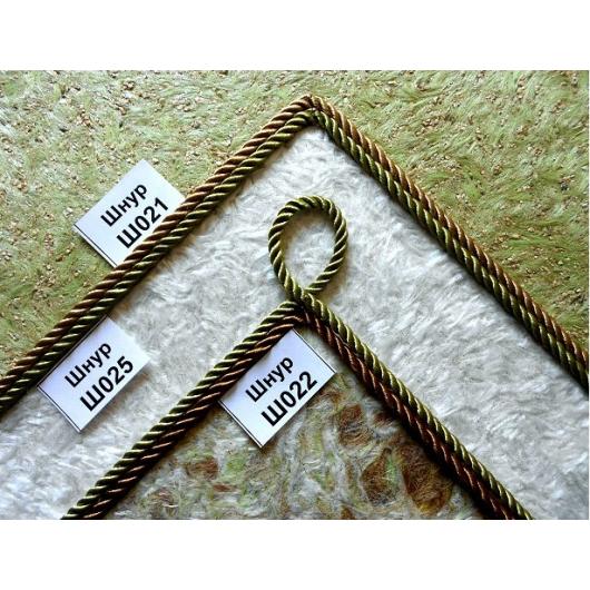 Декоративный шнур Limil № 22 светло-коричневый - изображение 2 - интернет-магазин tricolor.com.ua