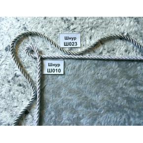 Декоративный шнур Limil № 23 серебристый - изображение 2 - интернет-магазин tricolor.com.ua