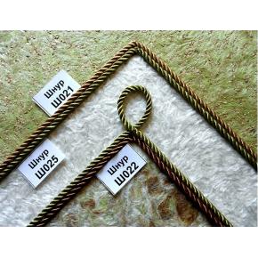 Декоративный шнур Limil № 25 зеленый - изображение 3 - интернет-магазин tricolor.com.ua