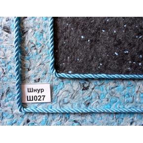 Декоративный шнур Limil № 27 голубой - изображение 3 - интернет-магазин tricolor.com.ua
