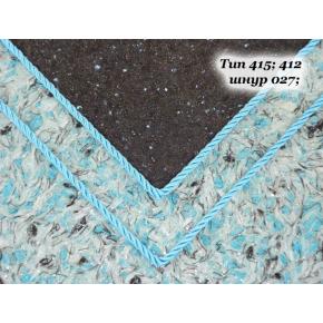 Декоративный шнур Limil № 27 голубой - изображение 4 - интернет-магазин tricolor.com.ua