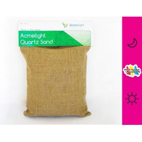 Люминесцентный кварцевый песок AcmeLight Quartz Sand розовый - интернет-магазин tricolor.com.ua