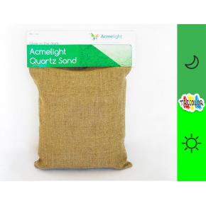 Люминесцентный кварцевый песок AcmeLight Quartz Sand зеленый