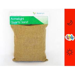 Люминесцентный кварцевый песок AcmeLight Quartz Sand красный - интернет-магазин tricolor.com.ua