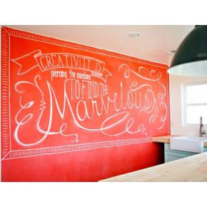 Интерьерная грифельная краска Le Vanille колеруемая - изображение 3 - интернет-магазин tricolor.com.ua