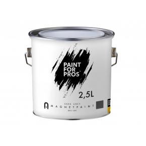 Краска интерьерная магнитная Paintforpros - интернет-магазин tricolor.com.ua