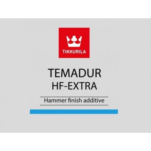 Добавка Темадур ХФ-Экстра Tikkurila Temadur HF-Extra молотковый эффект - интернет-магазин tricolor.com.ua