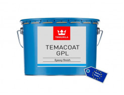 Краска эпоксидная 2К А Темакоут ГПЛ Tikkurila Temacoat GPL TVH белая - изображение 2 - интернет-магазин tricolor.com.ua