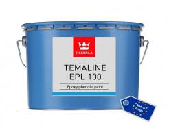 Краска эпоксидно-фенольная 2К А Темалайн ЕПЛ 100 Tikkurila Temaline EPL 100 белая - изображение 2 - интернет-магазин tricolor.com.ua