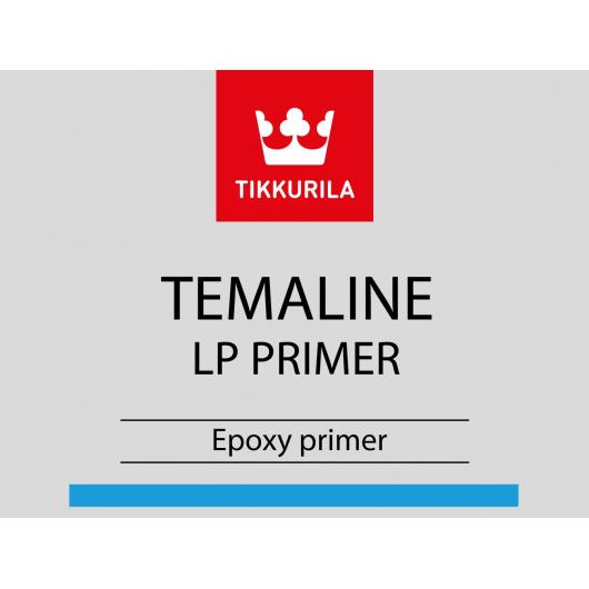 Краска-грунт эпоксидная 2К А Темалайн ЛП Праймер Tikkurila Temaline LP Primer красная - изображение 2 - интернет-магазин tricolor.com.ua