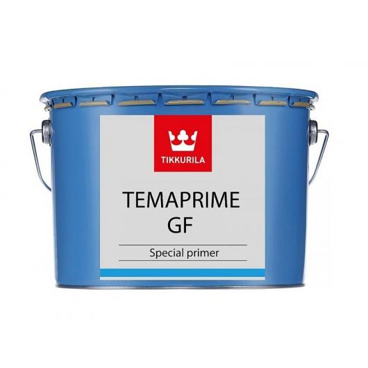 Краска-грунт Темапрайм ГФ Tikkurila Temaprime GF TVH белая - изображение 2 - интернет-магазин tricolor.com.ua