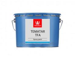 Краска эпоксидная 2К А Тематар ТФА Tikkurila Tematar TFA черная - изображение 2 - интернет-магазин tricolor.com.ua