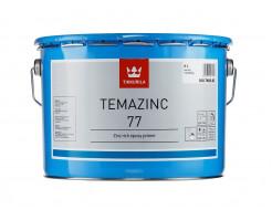 Краска эпоксидная 2К А Темацинк 77 Tikkurila Temazinc 77 серая - изображение 2 - интернет-магазин tricolor.com.ua