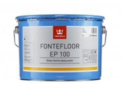 Краска эпоксидная для бетона 2К Фонтефлор ЕП 100 Tikkurila Fontefloor EP 100 A - изображение 2 - интернет-магазин tricolor.com.ua