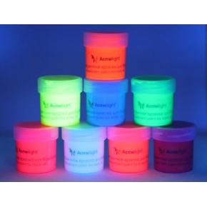 Аквагрим флуоресцентный AcmeLight для тела фиолетовый 20 мл - изображение 4 - интернет-магазин tricolor.com.ua
