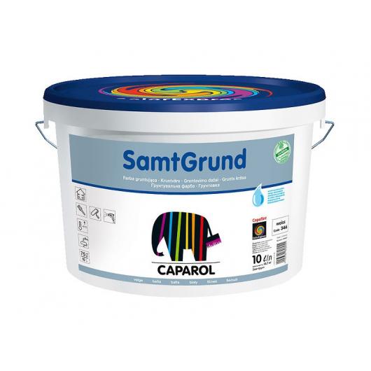 Краска-грунт латексная Caparol SamtGrund