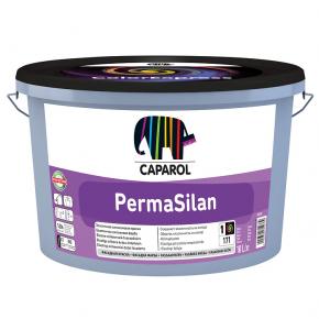Краска фасадная силиконовая Caparol PermaSilan B1 белая