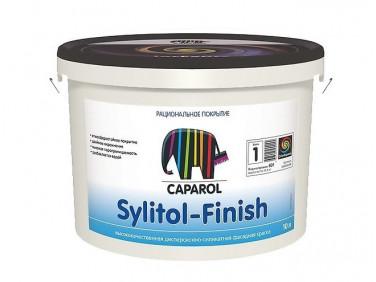 Краска фасадная силикатная Caparol Sylitol-Finish B3 прозрачная