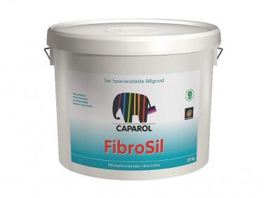 Краска-грунт фасадная акриловая Caparol FibroSil