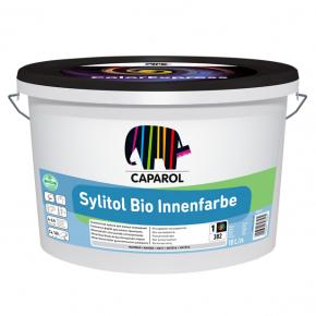 Краска интерьерная силикатная Caparol Sylitol Bio-Innenfarbe B1 белая