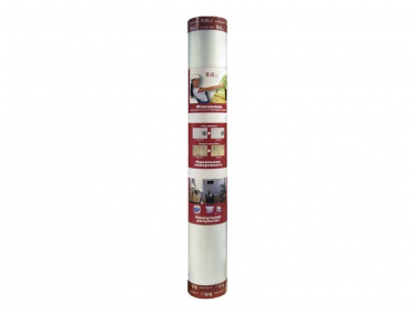 Малярный флизелиновый холст Wellton Fliz 130 гр/м2, 1х20
