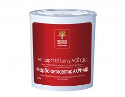 Купить Краска-антисептик АКРИЛИК SNITKA - 2