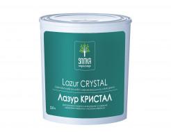 Купить Лазурь КРИСТАЛ SNITKA - 3