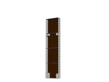 Опалубка БудМайстер щит 1200*300 полимерное покрытие