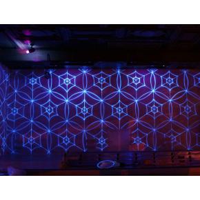 Краска флуоресцентная AcmeLight для творчества синяя 20 мл - интернет-магазин tricolor.com.ua