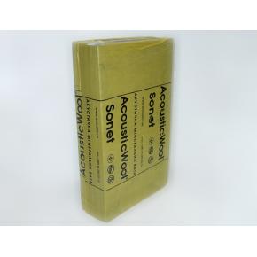 Акустическая минеральная вата для звукоизоляции пола AcousticWool Sonet F 20 мм - интернет-магазин tricolor.com.ua
