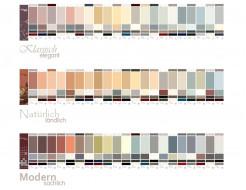 Каталог цветов Caparol Fassade A1 Concept (315 цветов) - изображение 2 - интернет-магазин tricolor.com.ua