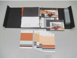 Комплект папок Caparol 3D-Concept Kollektion (340 цветов) - изображение 3 - интернет-магазин tricolor.com.ua