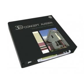 Комплект папок Caparol 3D-Concept Kollektion (340 цветов) - изображение 2 - интернет-магазин tricolor.com.ua