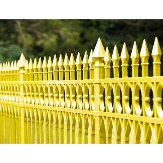 Эмаль алкидная 3 в 1 Alpina Direkt auf Rost желтая RAL1021 - изображение 3 - интернет-магазин tricolor.com.ua