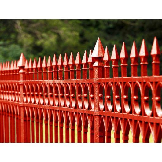 Эмаль алкидная 3 в 1 Alpina Direkt auf Rost красная RAL3000 - изображение 3 - интернет-магазин tricolor.com.ua