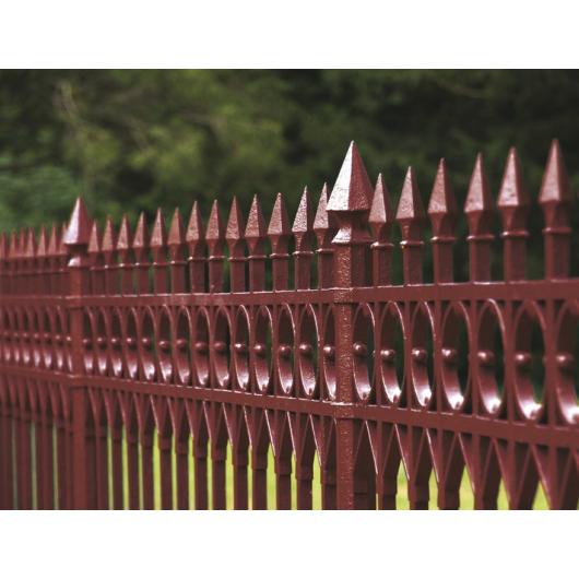 Эмаль алкидная 3 в 1 Alpina Direkt auf Rost бордовая RAL3005 - изображение 3 - интернет-магазин tricolor.com.ua