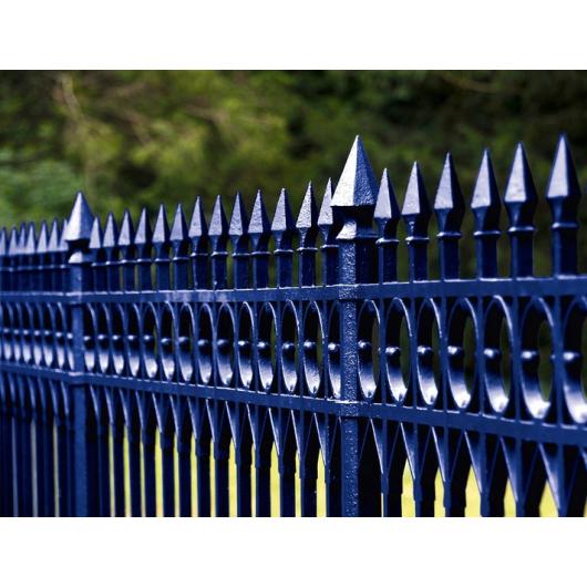Эмаль алкидная 3 в 1 Alpina Direkt auf Rost темно-синяя RAL5010 - изображение 3 - интернет-магазин tricolor.com.ua