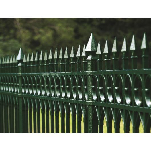 Эмаль алкидная 3 в 1 Alpina Direkt auf Rost зеленая RAL6005 - изображение 3 - интернет-магазин tricolor.com.ua