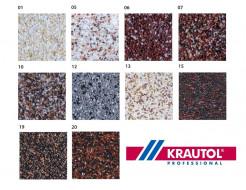 Купить Декоративная штукатурка мозаичная Krautol Krautherm Mosaikputz 10 - 7