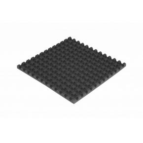 Акустическая панель Volna из акустического поролона 30 мм 50х50 см