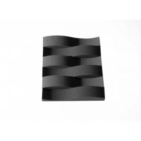 Акустическая панель Fish из акустического поролона 75 мм 50х10 см - изображение 2 - интернет-магазин tricolor.com.ua