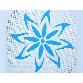 Декор для жидких обоев Экобарвы Цветок 122