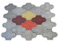 Форма для тротуарной плитки МАО Инь 29,5*19,6*4 - изображение 3 - интернет-магазин tricolor.com.ua